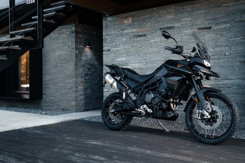 Limited Edition Triumph Tiger 900 Bond Edition First Look