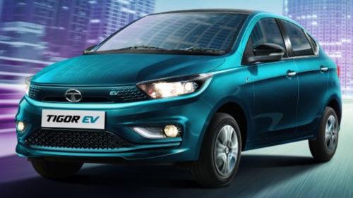 Tata Tigor EV launched to be India's cheapest electric car