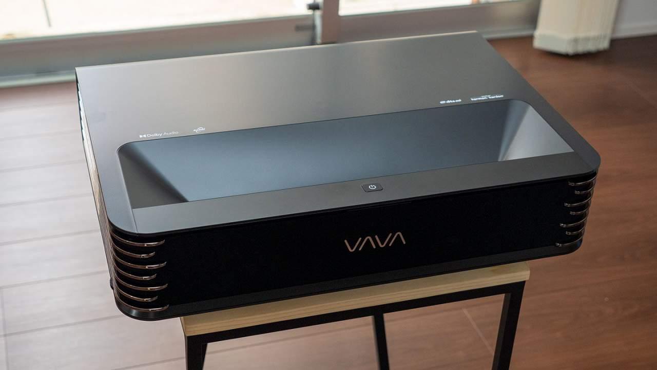 VAVA Chroma Triple Laser 4K UHD Projector