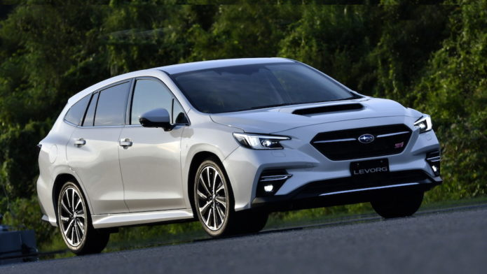 2022 Subaru Levorg