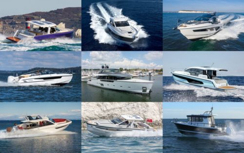 15 of the best new boats at the 2021 Southampton Boat Show