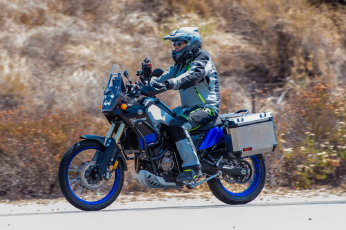 Ultimate Motorcycling Yamaha Ténéré 700 Project Bike: Off-Road Review