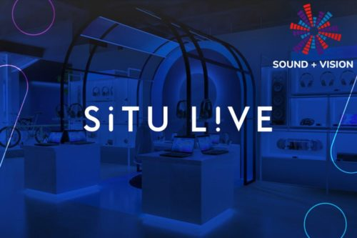 Sound and Vision: Situ Live – The future of retail?