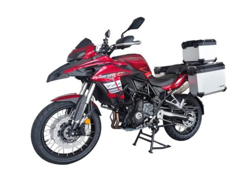 Benelli TRK702 Leaked in Approval Documents