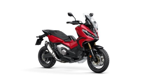 A Honda ADV 350 Is on the Way