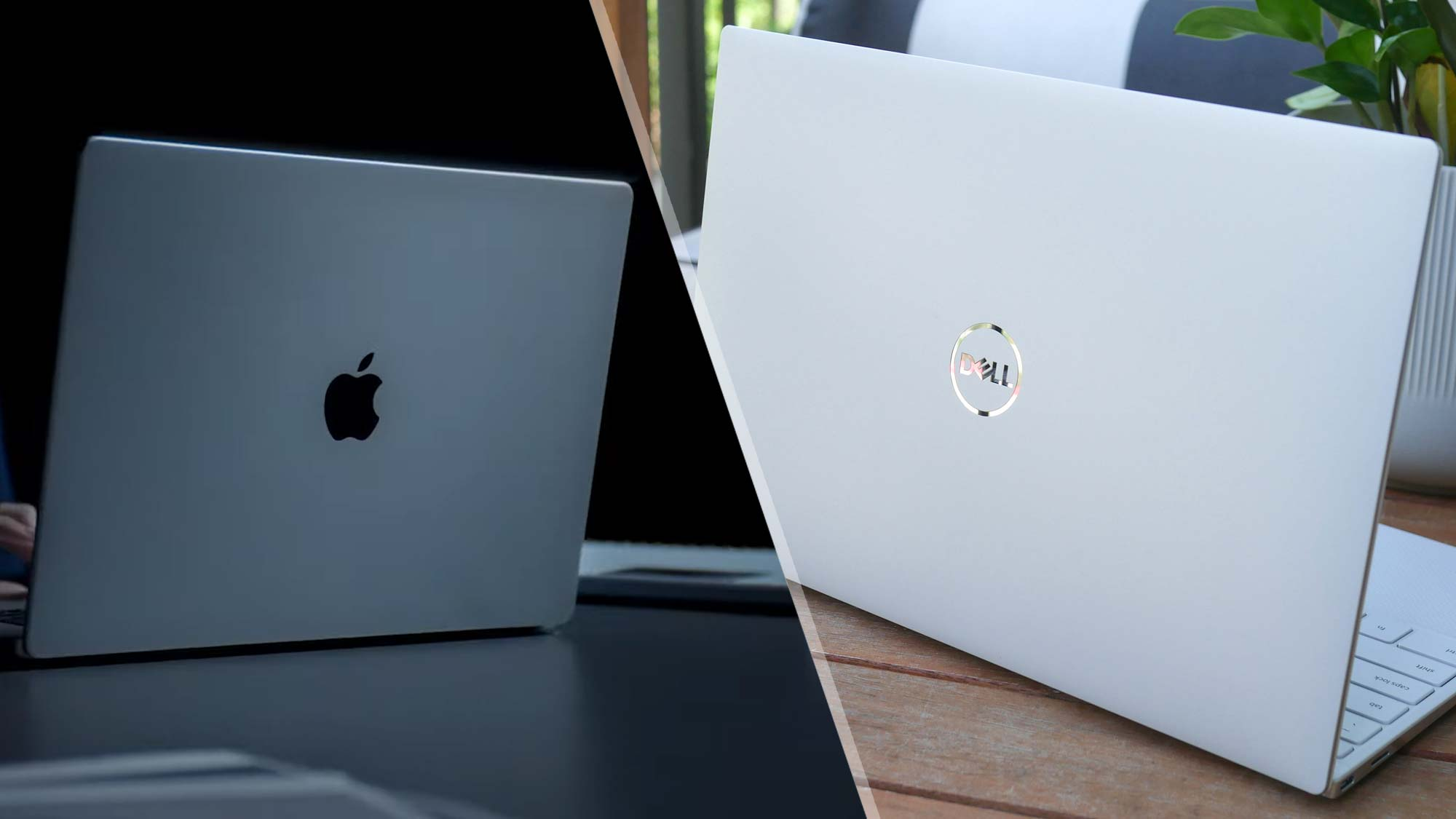 MacBook Pro 14 vs. Dell XPS 13