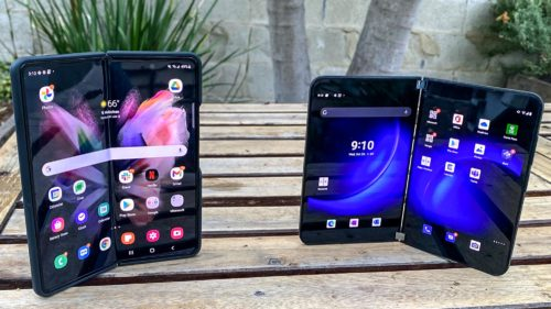 Microsoft Surface Duo 2 vs. Samsung Galaxy Z Fold 3: Which foldable phone wins?