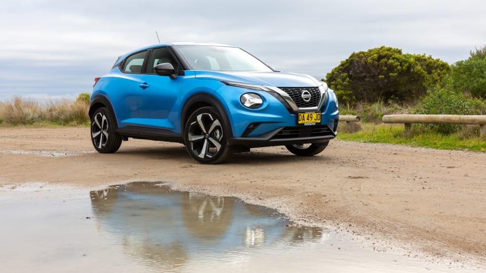 2021 Nissan Juke ST-L+