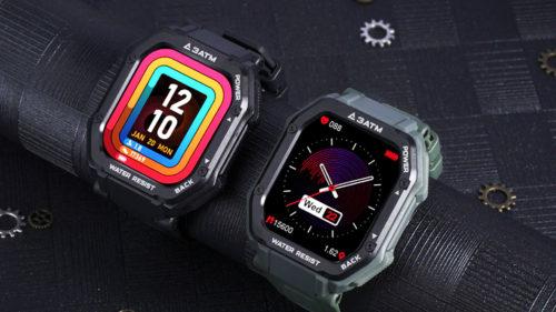KOSPET ROCK Watch: Most Popular Rugged Smartwatch