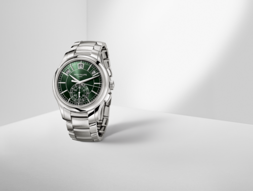 Patek Philippe Just Dropped the Ultimate Green-Dial Watch