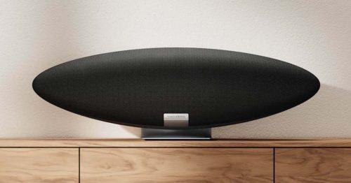 New Bowers & Wilkins Zeppelin wireless speaker will get wiser with age