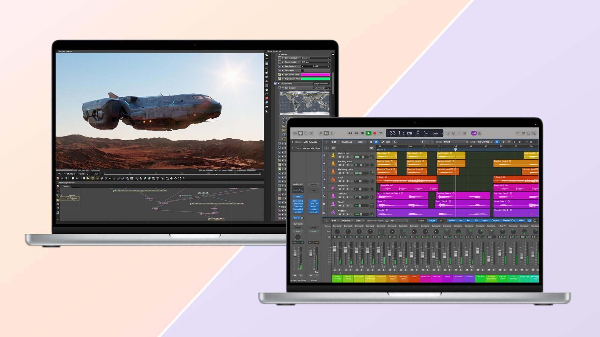 MacBook Pro 14-inch vs MacBook Pro 16-inch