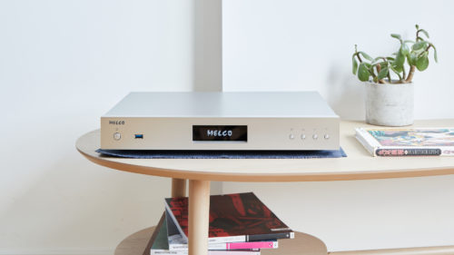 Melco launches its most affordable SSD music library ever
