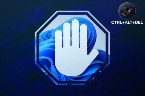 Ctrl+Alt+Delete: It's worth holding back on Windows 11