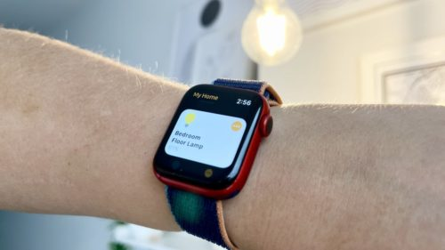 watchOS 8 just made my Apple Watch the ultimate smart home controller