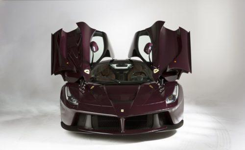 This Ferrari LaFerrari Might Set an Auction Record