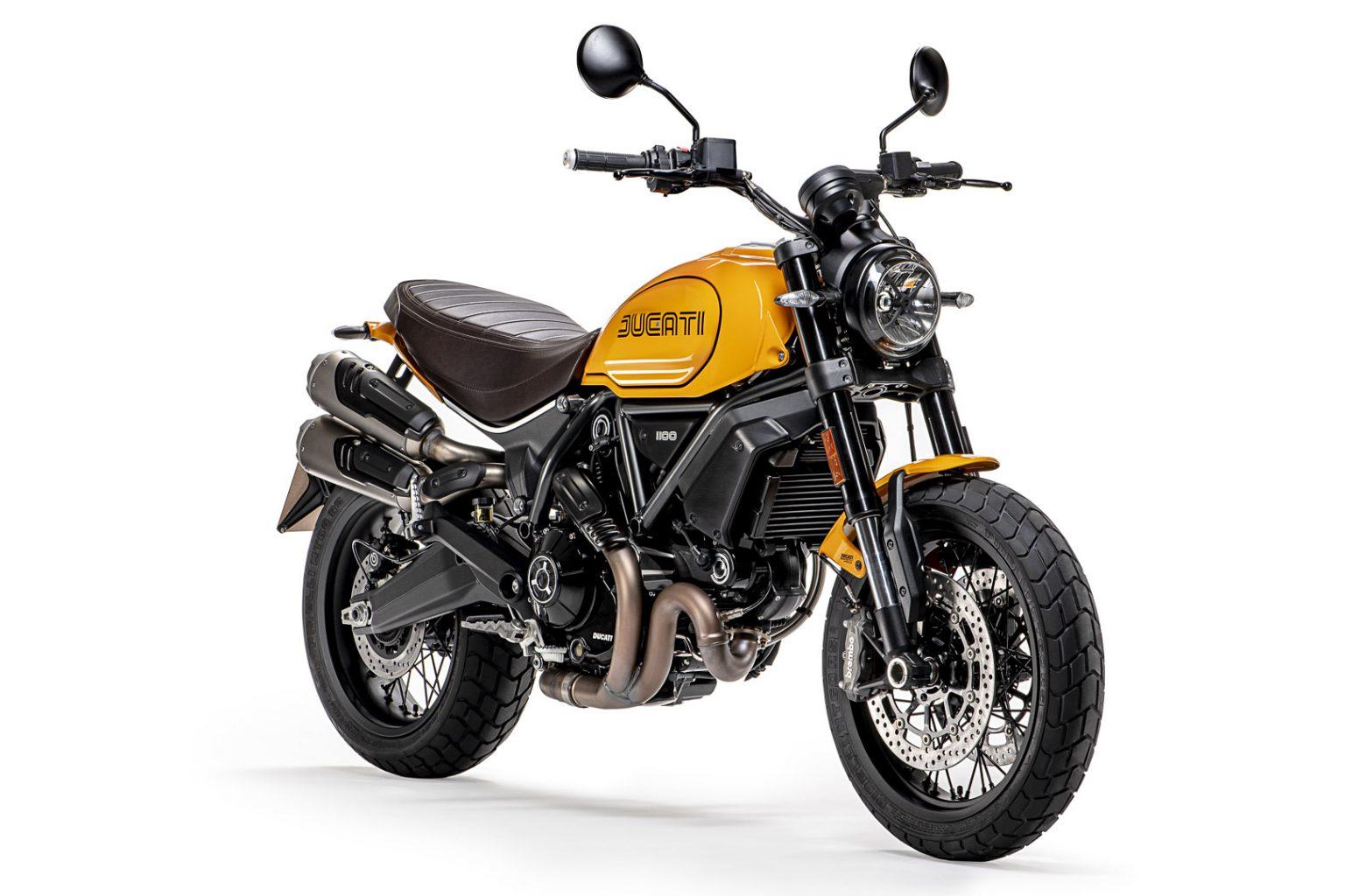2022 Ducati Scrambler 1100 Tribute Pro