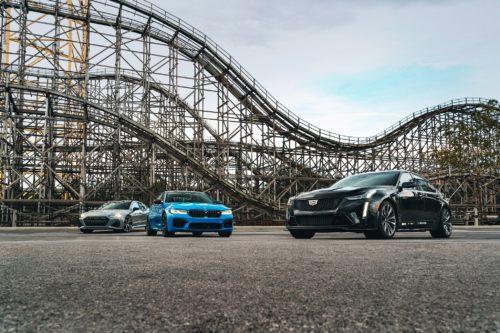 Comparison Test: 2022 Cadillac CT5-V Blackwing vs. 2021 Audi RS7 vs. 2021 BMW M5 Competition