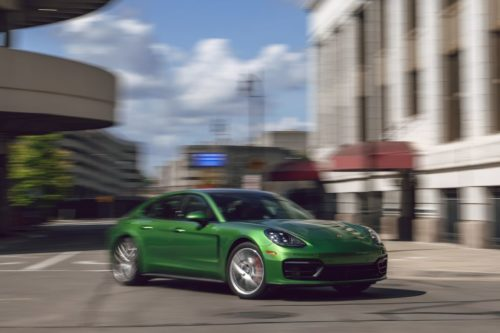 Tested: The 2021 Porsche Panamera 4S Exists for the EV Resistance