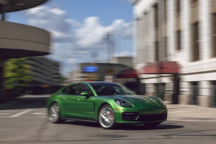 2021 Porsche Panamera 4S
