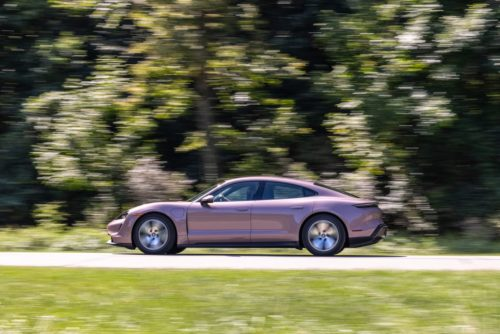 Tested: 2021 Porsche Taycan Performance Battery Plus Is a Base Hit