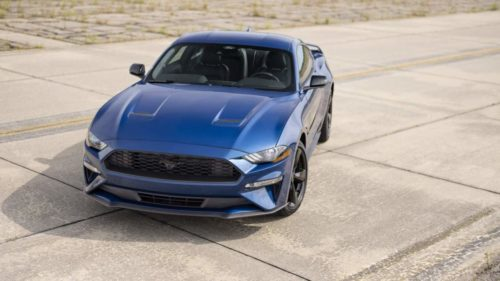 2022 Ford Mustang EcoBoost gets a new Stealth Edition appearance package