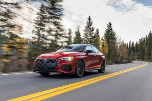 2022 Audi A3 and S3 Deliver Driving Enjoyment in a Small Package