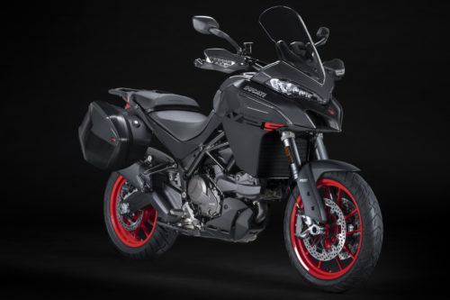 2022 Ducati Multistrada V2 Lineup First Look (9 Fast Facts + 45 Photos)