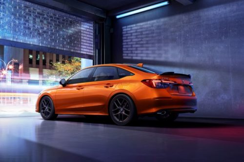 2022 Honda Civic Si Says Yes to Affordable Performance