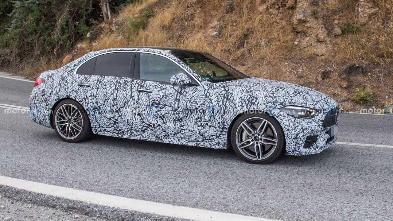 2022 Mercedes-AMG C45 Sedan
