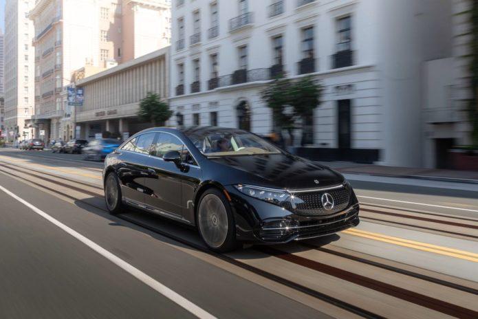 2022 Mercedes-Benz EQS450