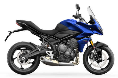 2022 Triumph Tiger Sport 660 First Look (10 Fast Facts for Sport-Touring)