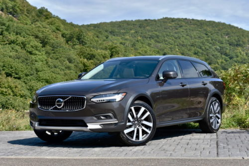 2022 Volvo V90 Cross Country first drive review: Android on board