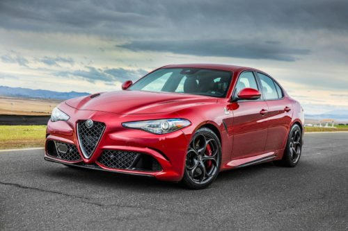 2022 Alfa Romeo Giulia, Stelvio Debut With More Standard Equipment