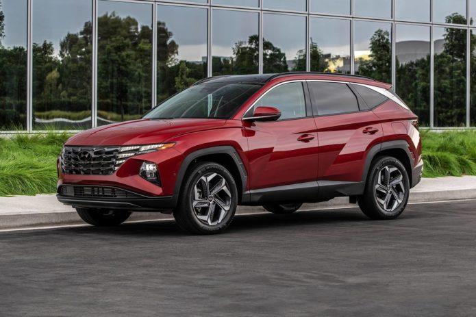 2022 Hyundai Tucson Hybrid Limited AWD