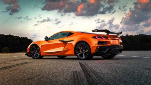 2023 Chevrolet Corvette Z06 revealed: A supercar made for the racetrack