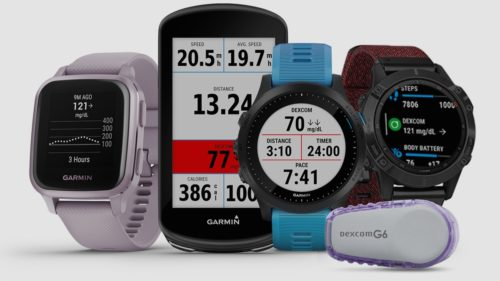 Garmin launches glucose tracking partnership with Dexcom