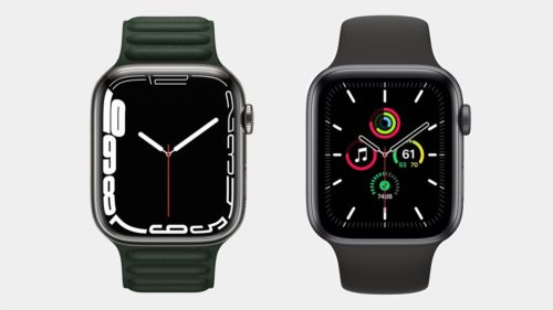 Apple Watch Series 7 v Watch SE: Choose the best for your needs