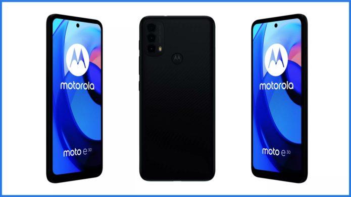 Motorola Moto E30