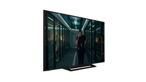 Toshiba 50UK3163DB 50-inch TV review