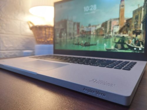 Acer Aspire Vero (Intel Core i7-1195G7) Review