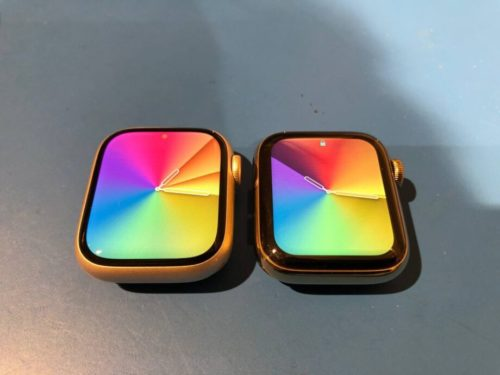 Apple Watch 7 makes Watch 6 look old in new image