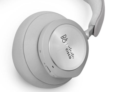 Bang and Olufsen team up with Cisco for luxury business headset