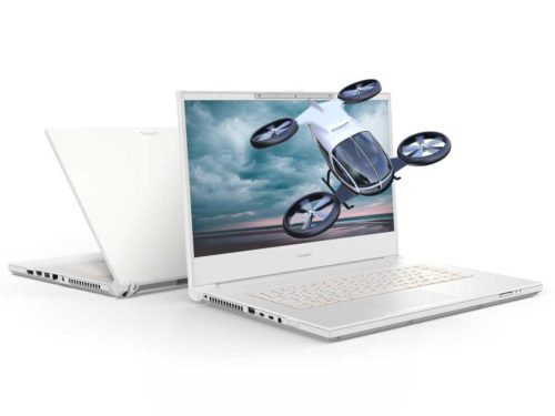 Acer's ConceptD creator laptops get glassless 3D, Ezel hinges, and 16:10