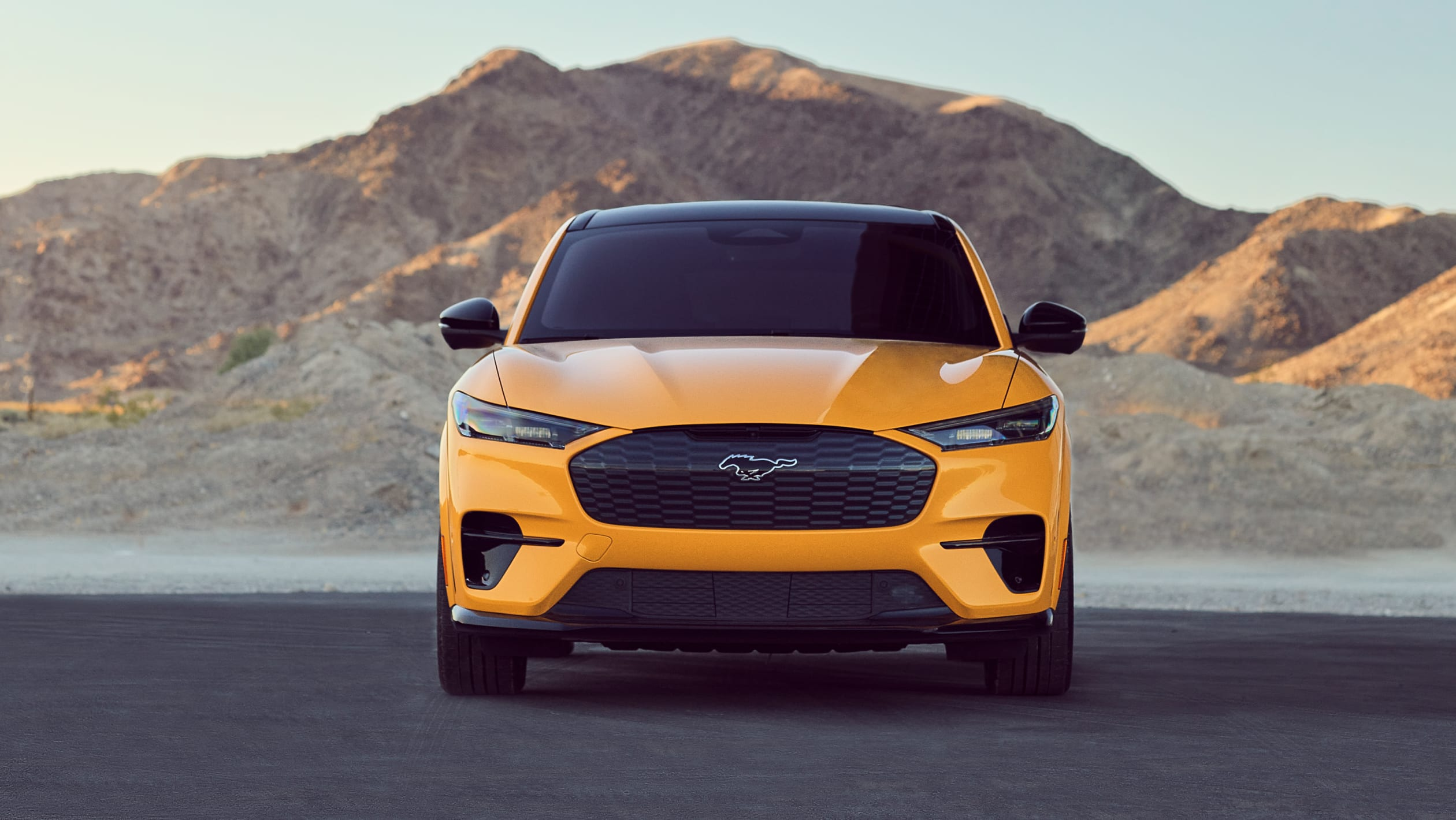 2022 Ford Mustang Mach-E GT