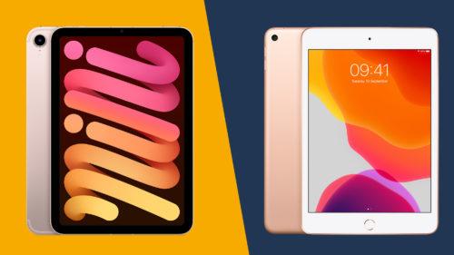 Apple iPad Mini (2021) vs. iPad Mini (2019): Which year wins?