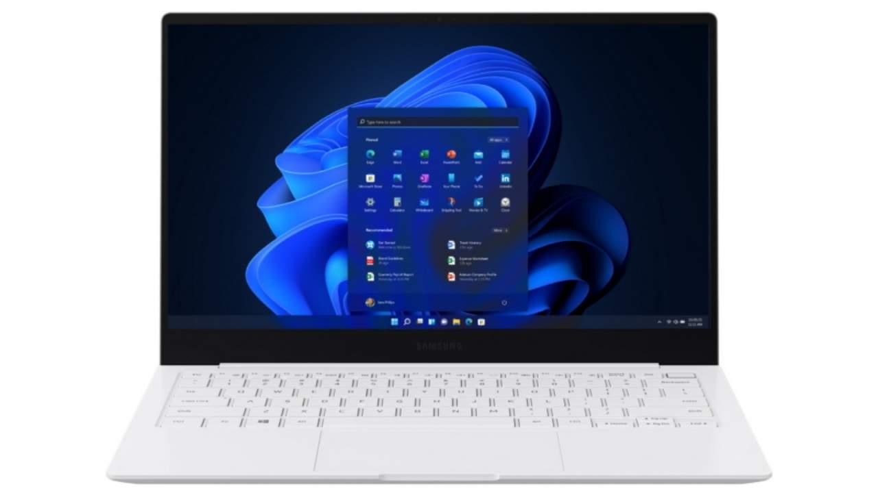 Galaxy Book Windows 11
