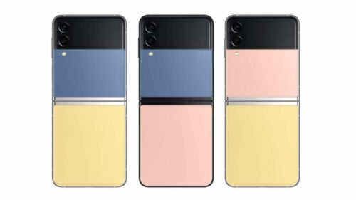 Samsung will make you a custom harlequin Galaxy Z Flip 3 now