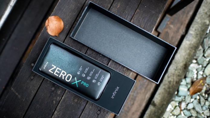 Infinix Zero X Pro