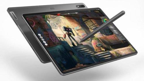 Lenovo Xiaoxin Pad Pro 12.6 Features 4-JBL Speakers and Dolby Atmos